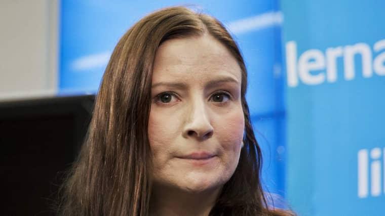Birgitta Ohlsson. Foto: Lisa Mattisson Exp