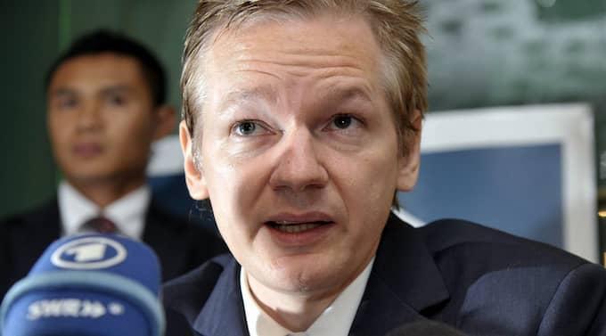 Julian Assanges Wikileaks är beroende av donationer för att kunna gå runt. Foto: Martial Trezzini