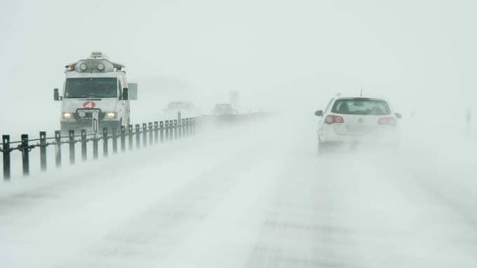 Nu drar ett bistert oväder in över Västsverige. Foto: TOMAS LEPRINCE