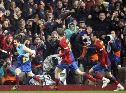 Via SportExpressen.se kan du bland annat se Barcelona, Real Madrid och Villarreal direkt på din dator. Foto: Manu Fernandez