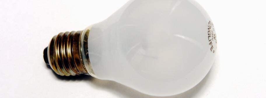 Förbjuden glödlampa vägrar att slockna Leva& bo