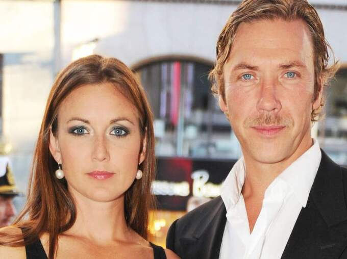 Sanna Lundell och Mikael Persbrandt. Foto: Yessica Thor
