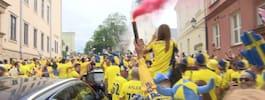 LIVE-TV: De svenska har tagit över Polen
