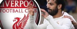 Salah klar för Liverpool – får Firminos nummer