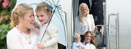 Sanningen om kungafamiljens barnflickor
