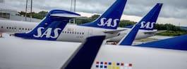 SAS utsett till Europas bästa flygbolag
