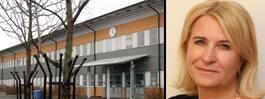Skola hotad på grund av rektorns hudfärg