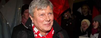 Lars Ohly Foto: Roger Vikström