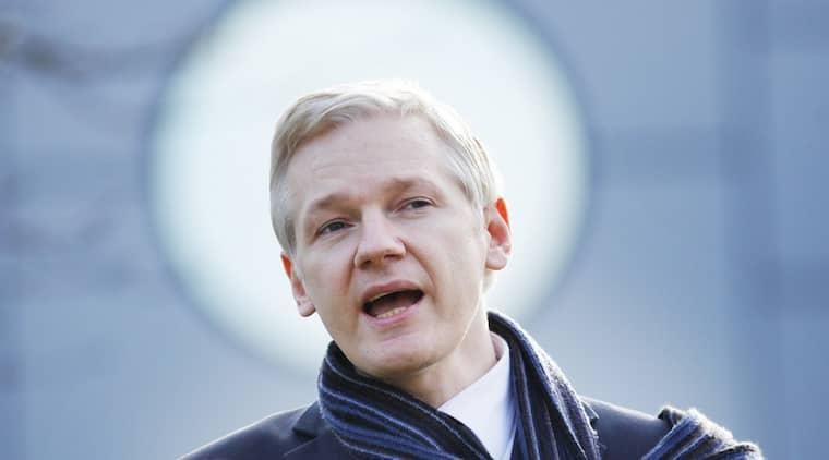 """Wikileaksgrundaren Julian Assange har öppet deklarerat att han är kritisk mot """"den judiska världsåskådningen"""". Foto: All over press"""