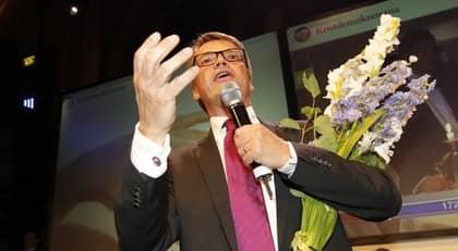 Göran Hägglund Foto: Roger Vikström.