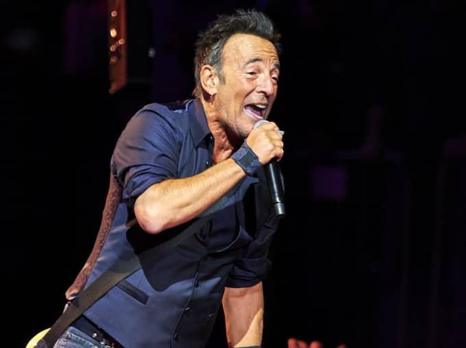 Bruce Springsteen. Foto: Robert Altman