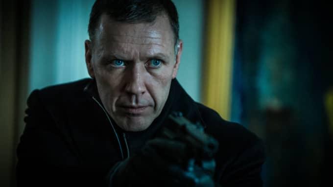 Mikael Persbrandt som Gunvald Larsson Foto: Baldur Bragason