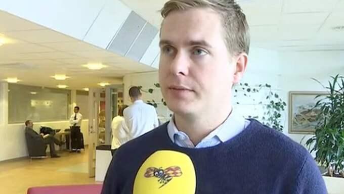 """""""Jobb, bostad och skola är frågorna som kommer avgöra om Sverige kan fortsätta stå upp för humanistiska ideal i världen eller om vi riskerar att bli ännu ett land i Europa som sluter sig inåt"""", säger Gustav Fridolin."""