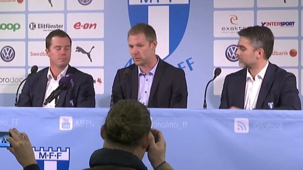 Magnus Pehrsson ny MFF-tränare