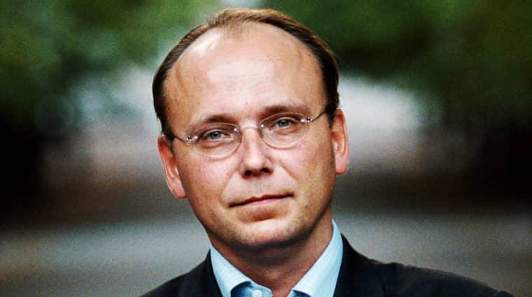 Magnus Ranstorp. terrorexpert. Foto: Lars Epstein