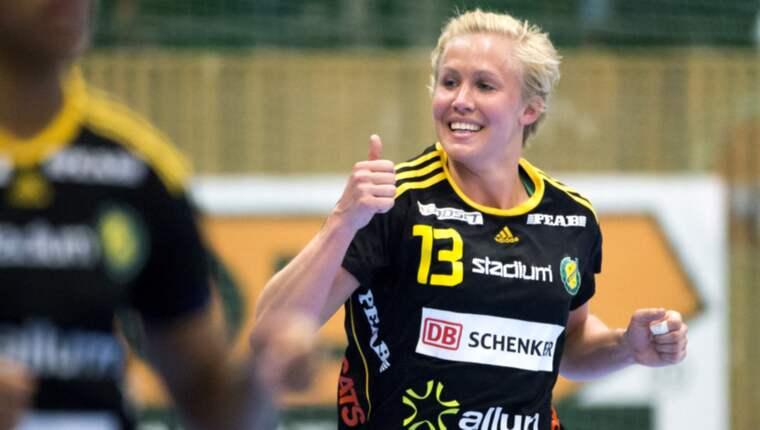 Elin Karlsson. Foto: Carl Sandin