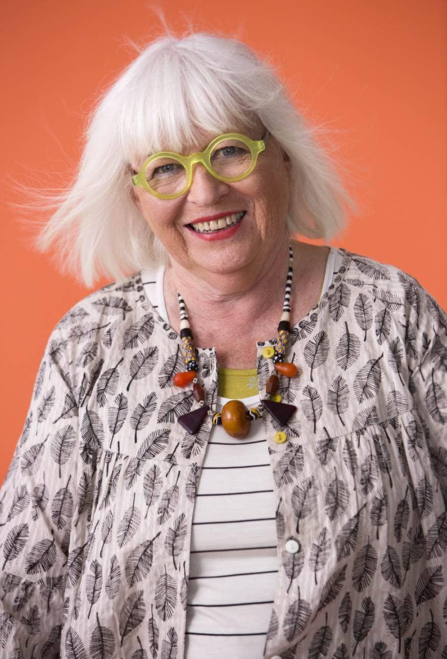 Gudrun Sjödén gör textil i nyklassisk stil Leva& bo