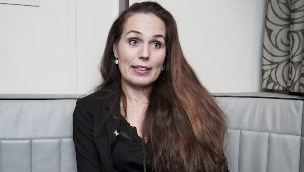 Bonde-Sigrid om sin okända sjukdom