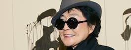Yoko Ono till sjukhus efter misstänkt stroke