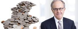 Tiden ute: Så mycket mynt växlades inte in