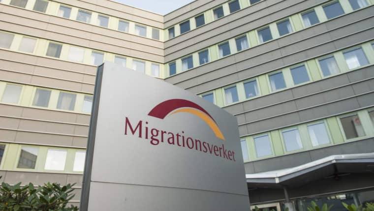 Migrationsverket ber nu om 18 miljarder extra de närmaste fem åren för att kunna klara sina kostnader. Foto: Samuel Unéus