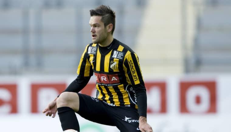 Ivo Pekalski är klar för Halmstad. Foto: Michael Erichsen