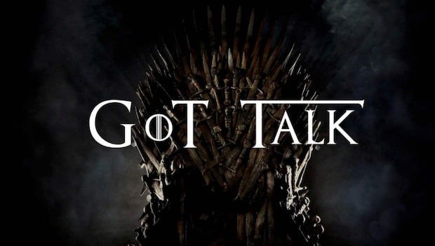 GoT Talk - allt om världens största tv-serie