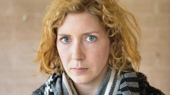 Amanda Svensson är författare och medarbetare på Expressens kultursida. Foto: Ludvig Thunman