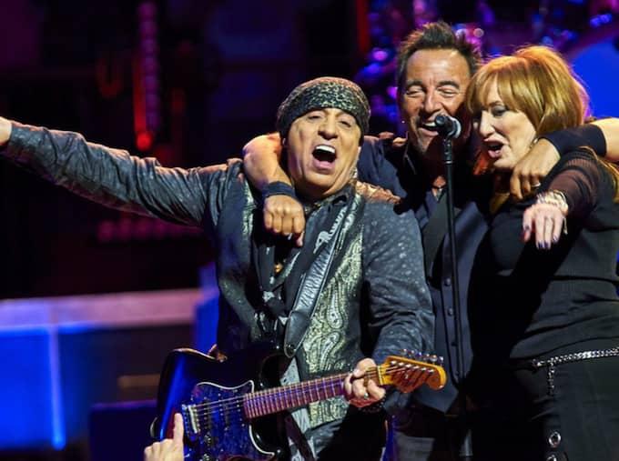 Bruce Springsteen kommer till Sverige. Foto: Robert Altman