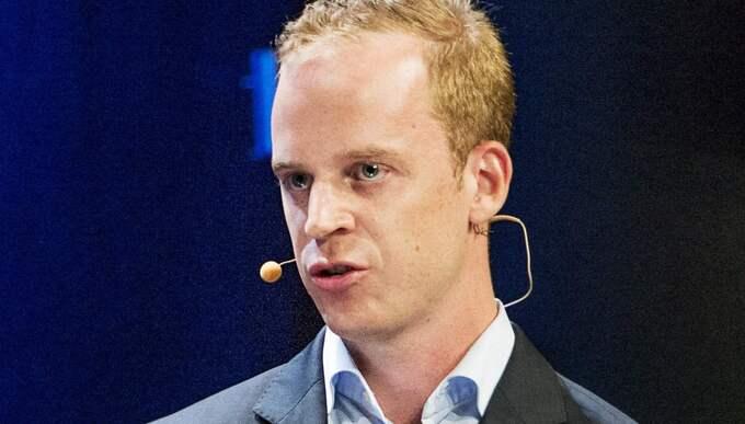 SDU-ordföranden Gustav Kasselstrand utesluts ur Sverigedemokraterna. Foto: Jens L'Estrade