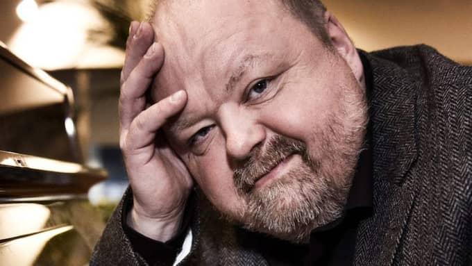 Kalle Moraeus fick hela sitt liv förändrat efter den tuffa skilsmässan. Foto: Anna-Karin Nilsson