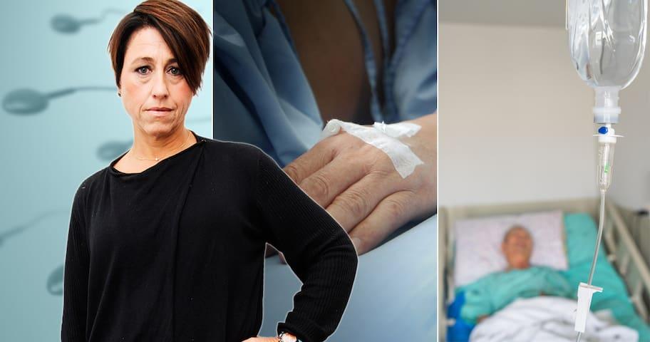 HANNE KJÖLLER: Subventionerade spermier eller cancervård - det är bara att välja!