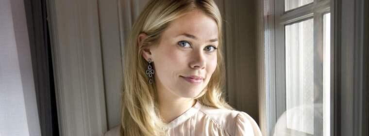 Danska skådespelerskan Birgitte Hjort Sørensen. Foto: Sven Lindwall