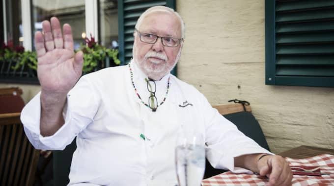 """Leif Mannerström har tidigare sagt att politikernas agerande """"är ett svek mot de äldre"""". Foto: Anders Ylander"""