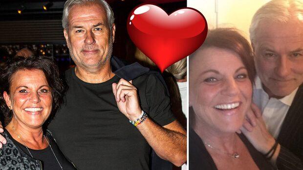 Glenn Hysen har förlovat sig med sin Camilla Lendott
