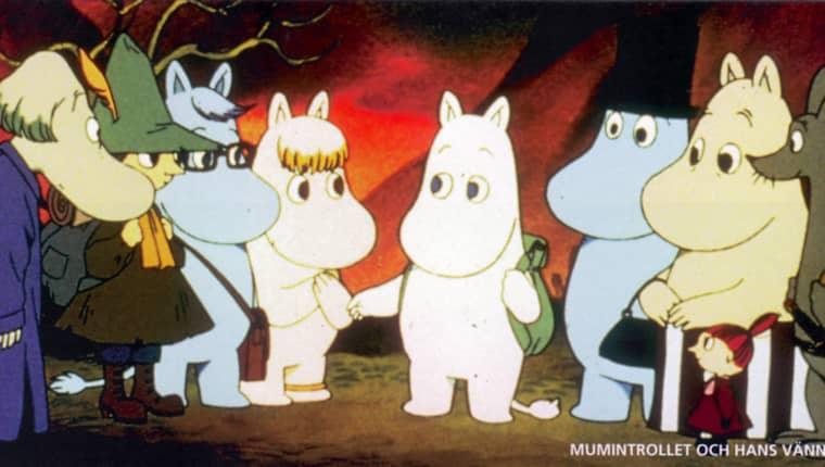 Jippi! Mumintrollen kommer att göra comeback i en ny tv-serie
