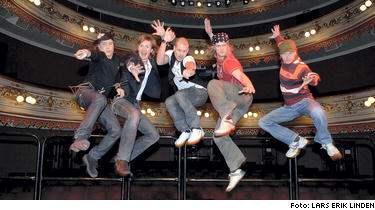 Göteborgsbaserad Jeerk vill sätta step i fokus och utmanar gärna Stockholmsdansarna Bounce i danskonster.