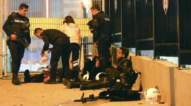 Expressens Mats Larsson om bombdådet i Istanbul
