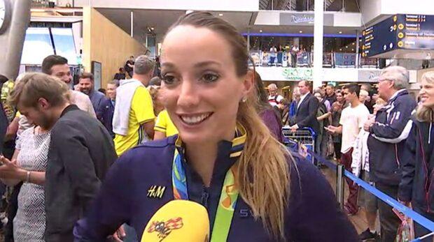 "Asllani efter OS-silvret: ""Inte sovit på 48 h"""