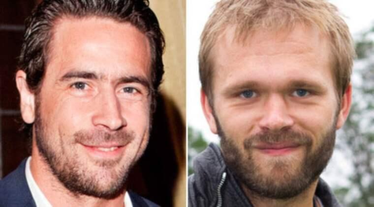 Ola Rapace och Joakim Nätterqvist ska medverka i en ny film tillsammans. Foto: Emil Nordin / Stella pictures