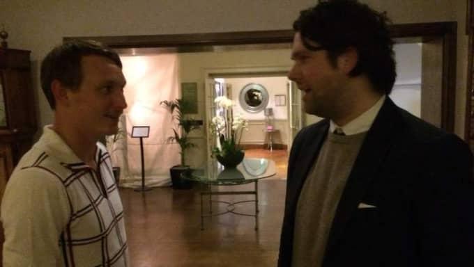 SportExpressen.se:s reporter Carl Juborg träffade Kim Källström i London efter att han skrev på för Arsenal. Under lördagens träffades de igen.