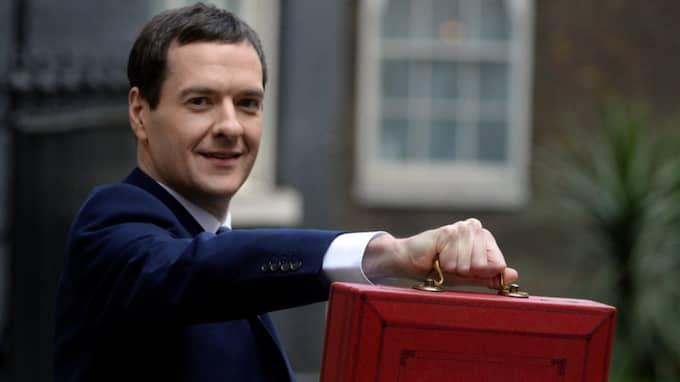 Under onsdagen meddelade finansminister George Osborne att Storbritannien kommer införa en sockerskatt på läsk. Foto: Andrew Parsons / I-IMAGES / POLARIS POLARIS IMAGES
