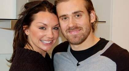 Nu gifter sig Emma Andersson och Henrik Zetterberg | Extra ...