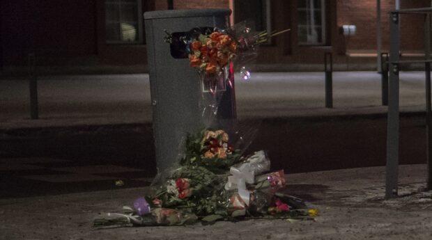 Minnesplatsen i Rinkeby har skändats