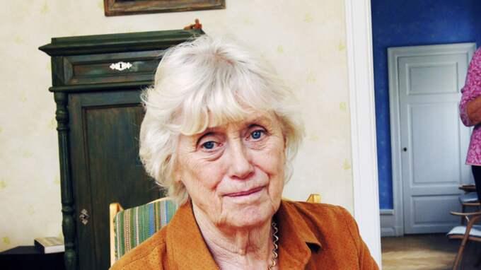 Kerstin Ekman. Foto: Cornelia Nordström