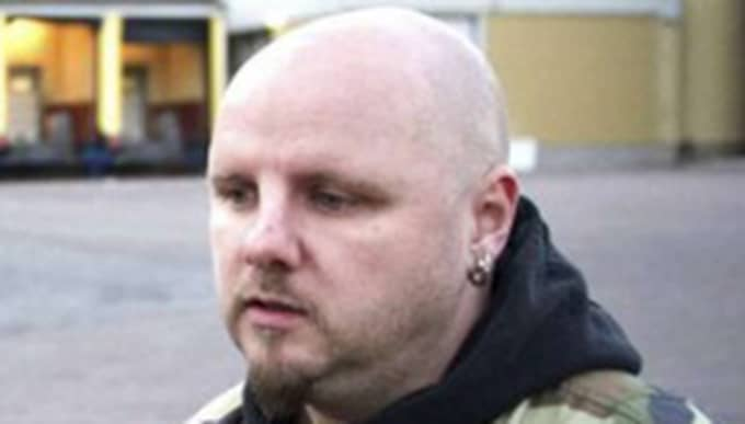 Tommy Ringstedt är ny vice ordförande i Sverigedemokraterna. Tidigare var han medlem i Svenskarnas Parti. Foto: Lars Dafgård/Dalarnas Tidningar