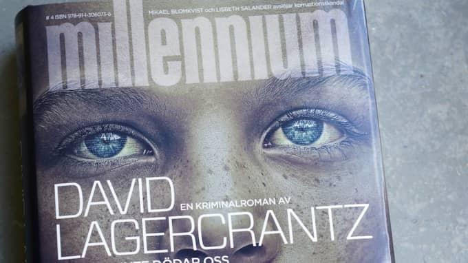 """Nya boken """"Det som inte dödar oss"""". Foto: Fredrik Sandberg/Tt"""
