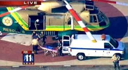 THE KING OF POP ÄR DÖD. Michael Jackson slutade andas efter att han kollapsat i sitt hem. Foto: FOX NEWS