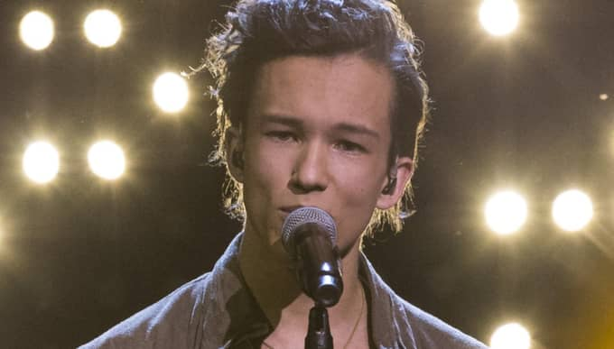 Det blev Frans som kammade hem segern i Melodifestivalen 2016 i lördags. Foto: Michael Campanella