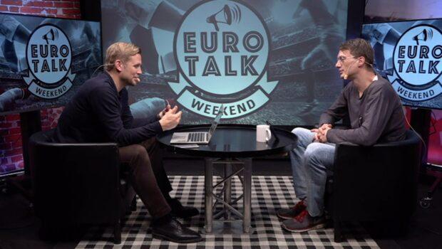 """Eurotalk 20/5: """"En gåta att folk gillar van Gaal"""""""